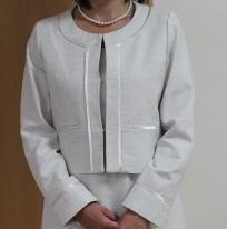 入園式スーツ画像